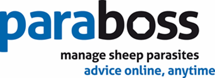 ParaBoss logo manage sheep parasites advice online anytime...2017-11-24